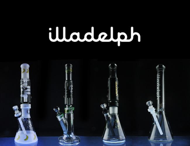 Illadelph glass brand