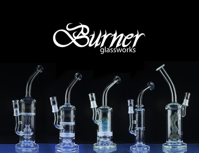 Burner Glassworks glass brand