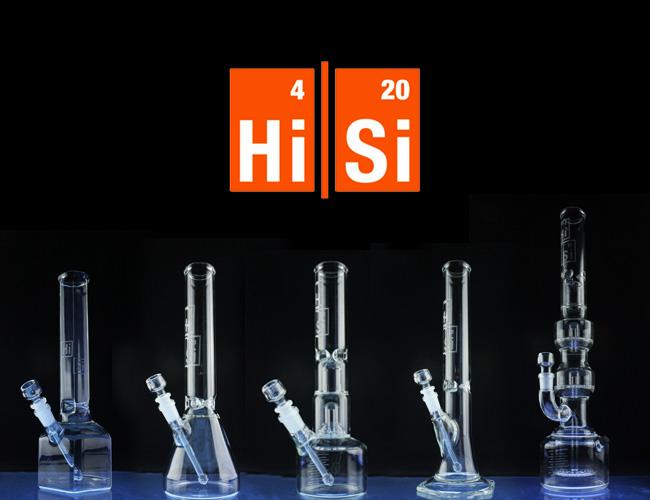 Hi Si glass brand