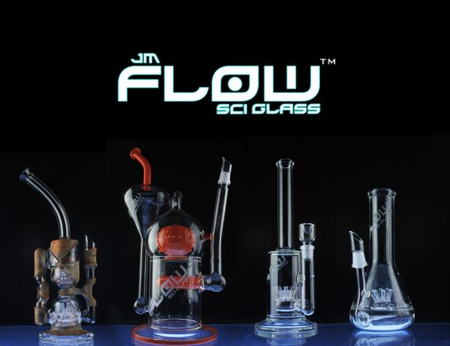 JM Flow Sci Glass brand