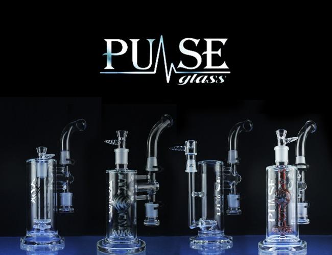Pulse glass brand