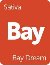 Leafly Bay Dream cannabis strain tile