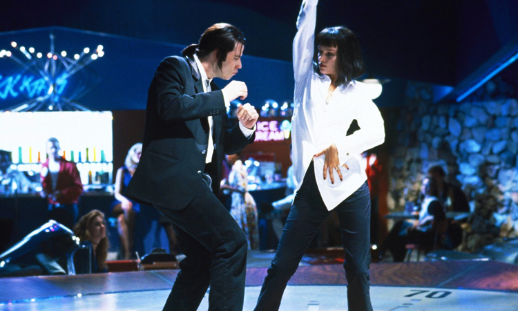 Jack Rabbit Slims Twist Contest in Pulp Fiction