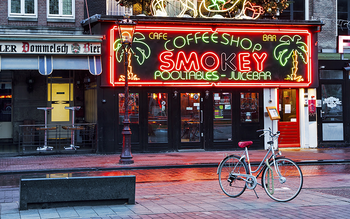 5 Myths About Cannabis and Coffeeshops in the Netherlands: 1. Cannabis is Legal