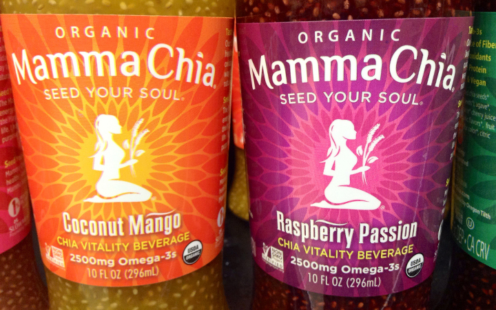 Mama Chia drink