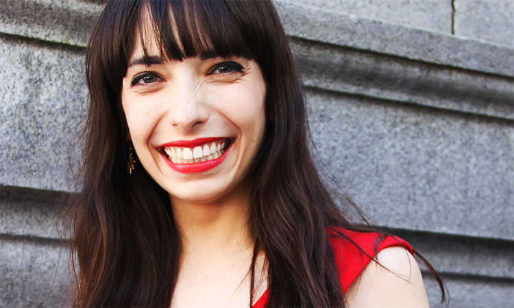Portrait of Jodie Emery, Canadian cannabis advocate