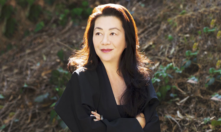 Portrait of Ophelia Chong, founder of Stock Pot Images