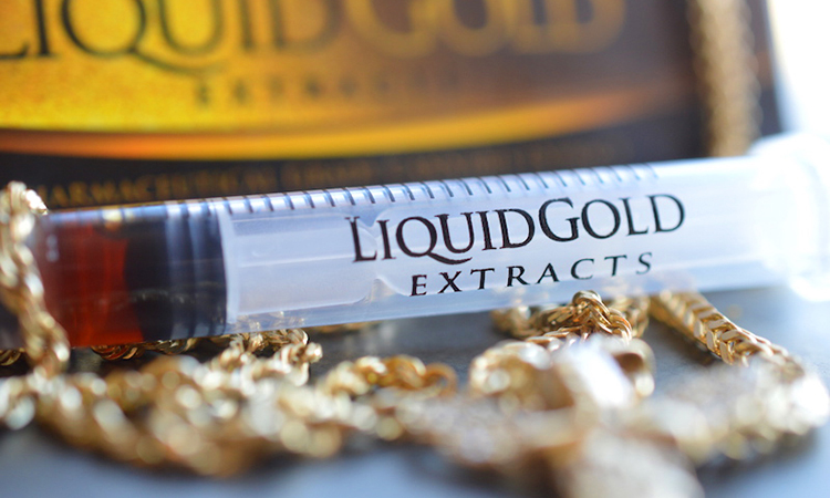 G FarmaLabs Liquid Gold extracts product