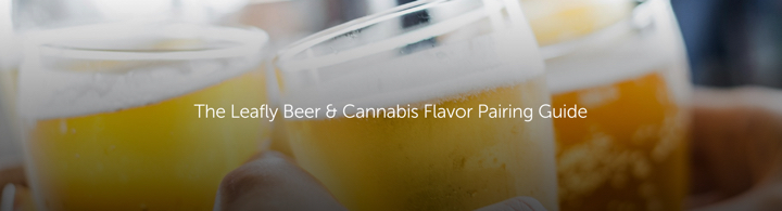 The Leafly Beer & Cannabis Pairing Guide