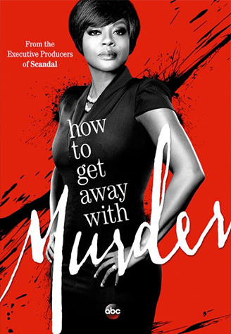 How to Get Away with Murder tv poster