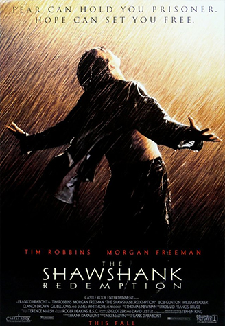Shawshank Redemption film poster