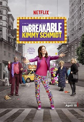Unbreakable Kimmy Schmidt tv poster
