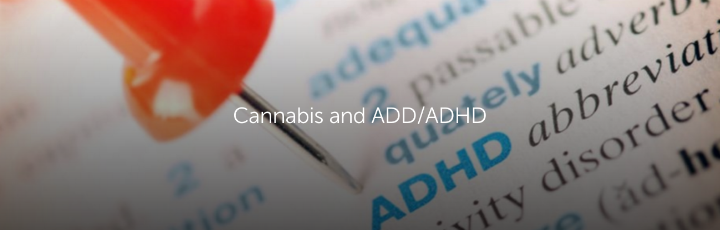 Cannabis and ADD/ADHD