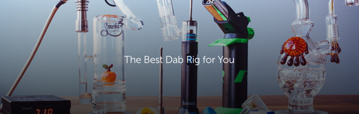 The Best Dab Rig for You