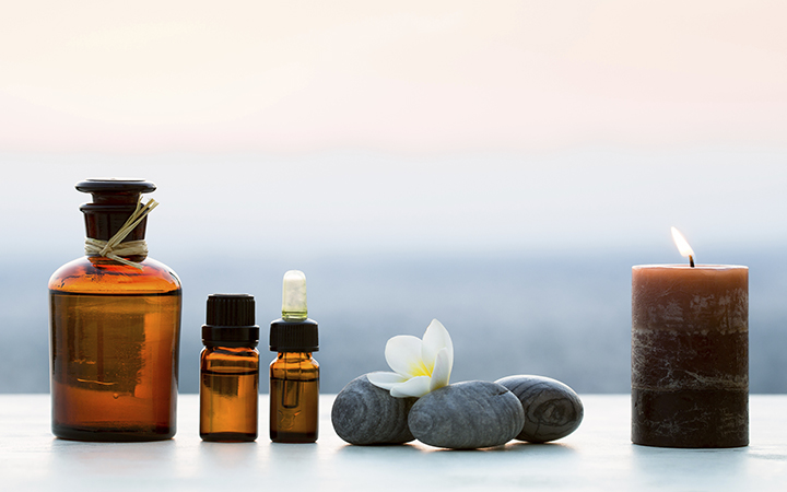 Practitioners incorporating cannabis topicals and oils in massage