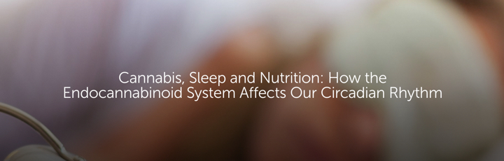 Cannabis, Sleep and Nutrition: How the Endocannabinoid System Affects Our Circadian Rhythm