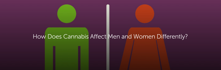 How Does Cannabis Affect Men and Women Differently?