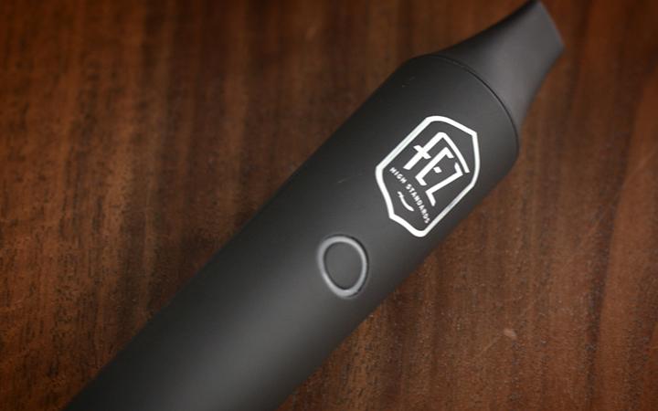 The FEZ dry leaf portable vaporizer unit