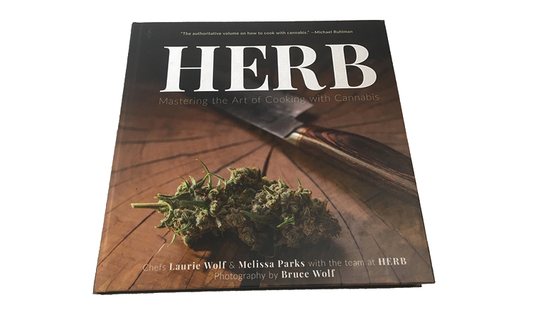 Herb: Mastering the Art of Cooking with Cannabis book