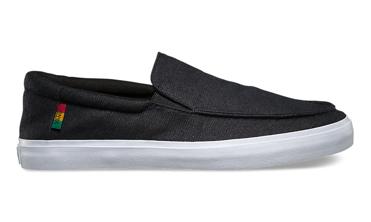 "Vans ""Bali SF"" hemp shoes"