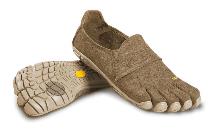 CVT-Hemp shoes from Vibram