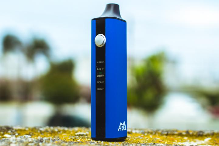 The Pulsar APX portable vaporizer
