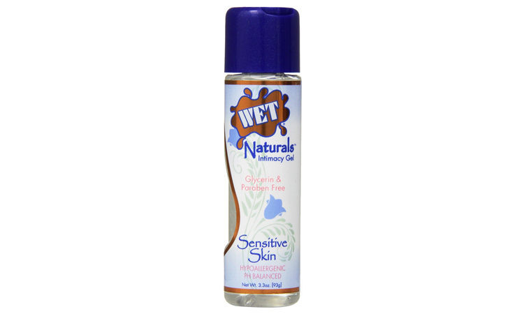 Wet Naturals for Sensitive Skin lubricant