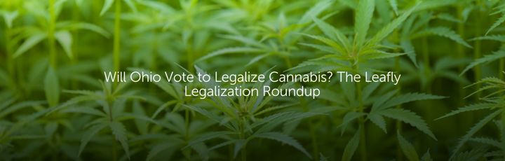Will Ohio Vote to Legalize Cannabis? The Leafly Legalization Roundup