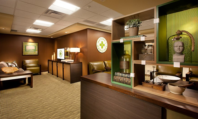 Nature's AZ Medicines medical cannabis dispensary in Phoenix, Arizona