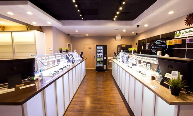 Herbal Wellness Center medical cannabis dispensary in Phoenix, Arizona