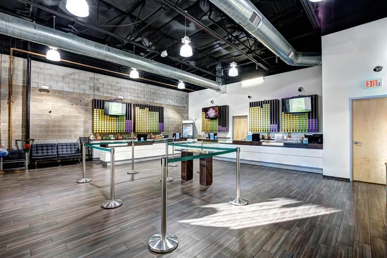 Arizona Natural Selections of Peoria medical marijuana dispensary in Peoria, Arizona