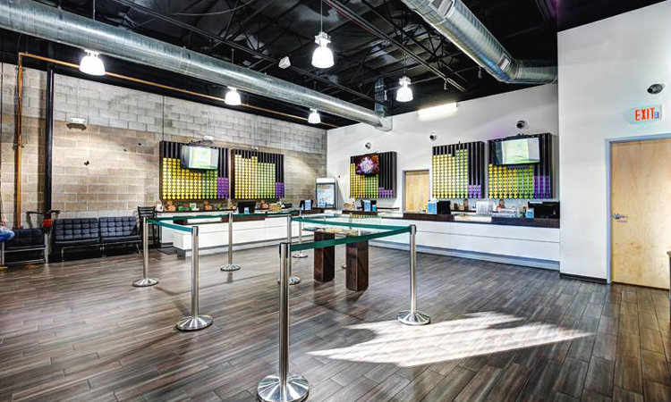 Arizona Natural Selections medical marijuana dispensary in Peoria, Arizona
