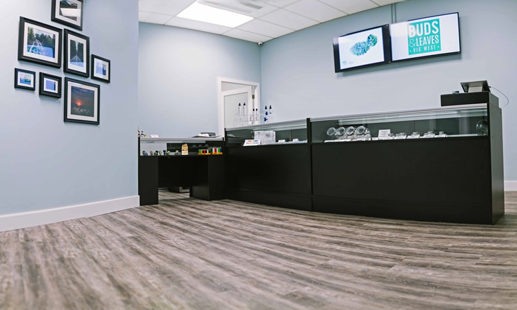 Buds and Leaves - Victoria medical cannabis dispensary in Victoria, British Columbia