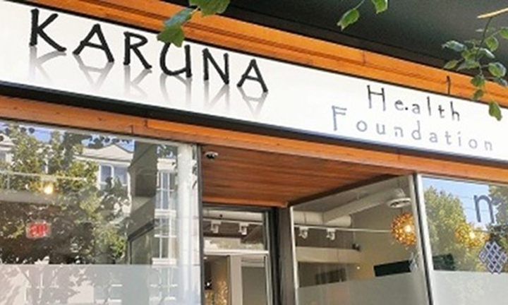Karuna Health Foundation Featuring Metta Lounge medical cannabis dispensary in Vancouver, British Columbia