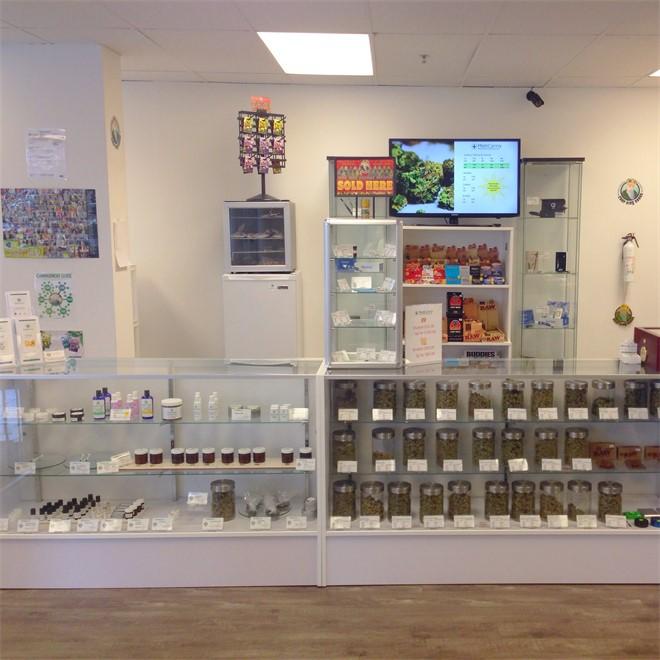 MediCanna medical marijuana dispensary in Vancouver, British Columbia, Canada