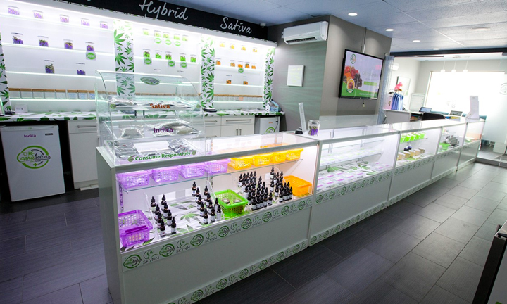 MMJ Total Healthcare medical marijuana dispensary in Vernon, British Columbia, Canada