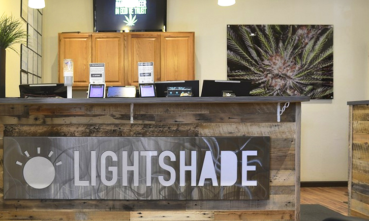 Lightshade - Peoria medical marijuana and recreational cannabis dispensary in Denver, Colorado
