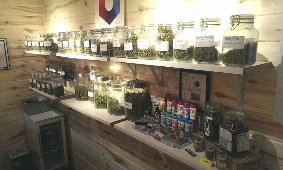 Santé medical and recreational cannabis dispensary in Durango, Colorado