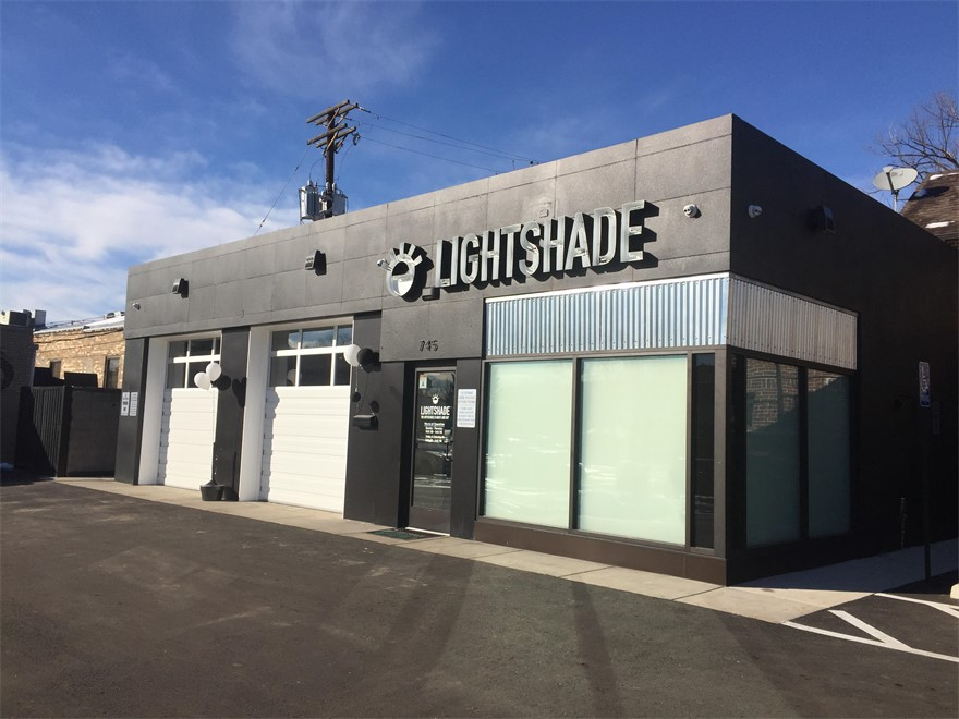 Lightshade - 6th Avenue medical marijuana and recreational cannabis dispensary in Denver, Colorado
