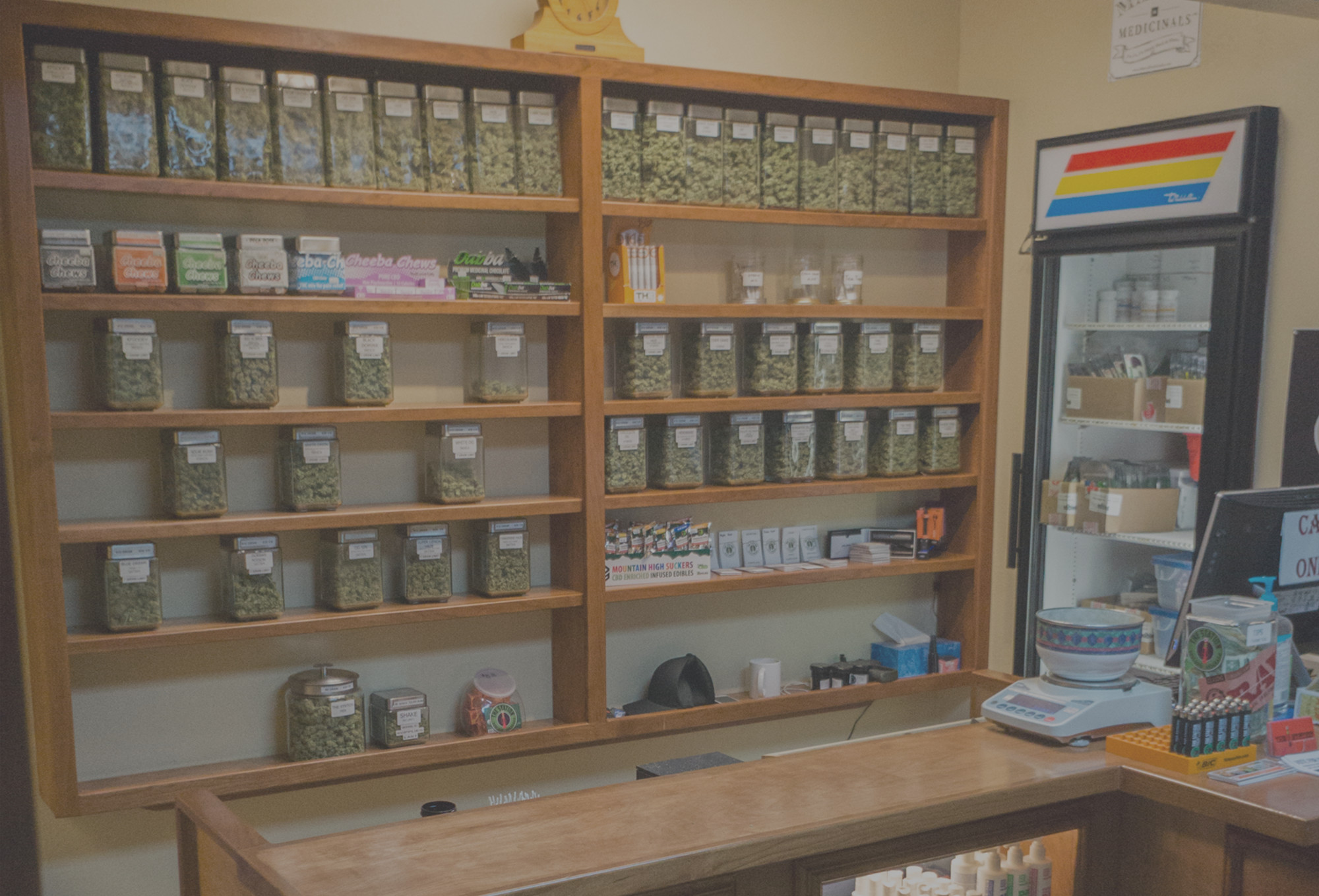 The Station medical marijuana and recreational cannabis dispensary in Boulder, Colorado