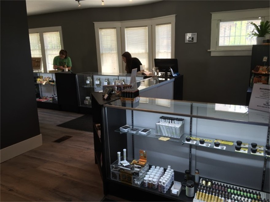 The Joint medical marijuana and recreational cannabis dispensary in Denver, Colorado
