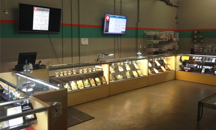 Ballpark Holistic medical marijuana and recreational cannabis dispensary in Denver, Colorado
