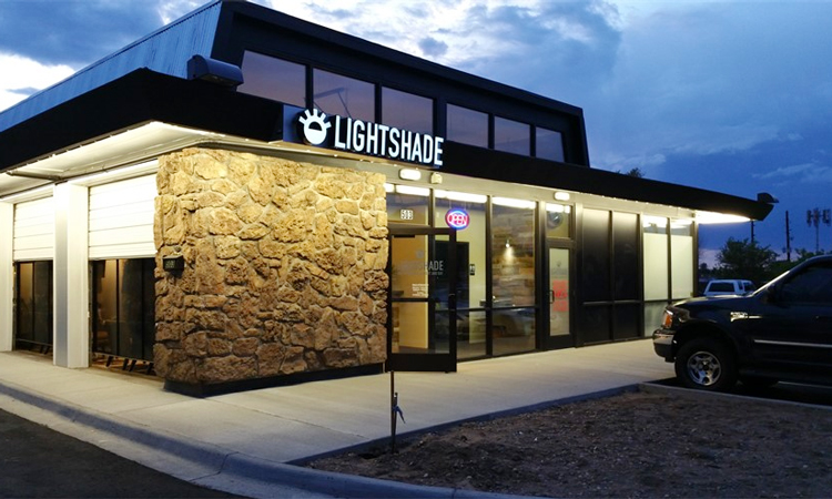 Lightshad Havana medical marijuana and recreational cannabis dispensary in Denver, Colorado