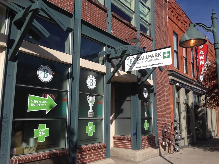 Ballpark Holistic Dispensary in Denver, CO