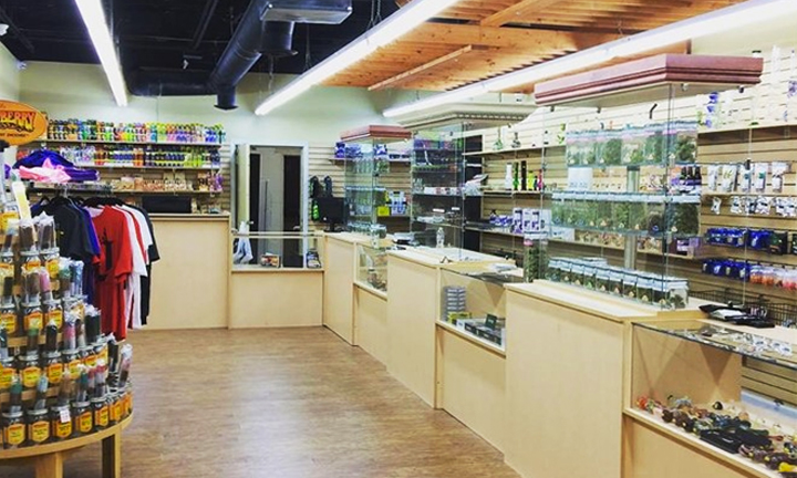 The Jazz Club medical cannabis dispensary in Detroit, Michigan