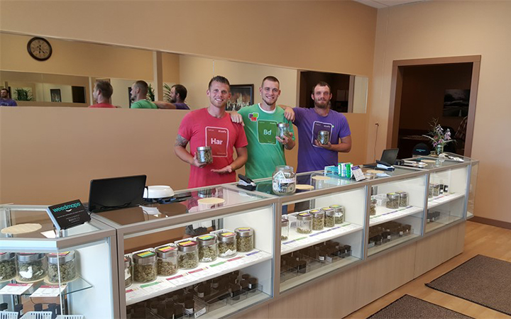 The Third Day medical cannabis dispensary in Grand Rapids, Michigan