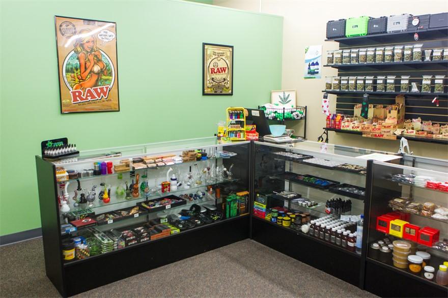 Tru ReLeaf medical marijuana dispensary in Lansing, Michigan