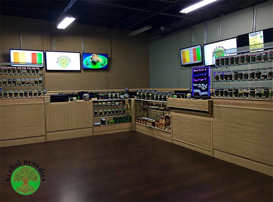 Herbal Remedies of Detroit medical marijuana dispensary in Detroit, Michigan