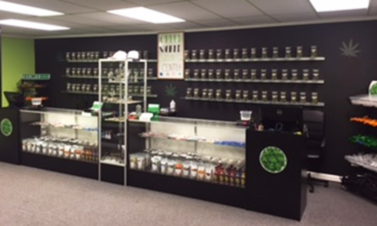 Green World Wellness Center medical marijuana dispensary in Detroit, Michigan