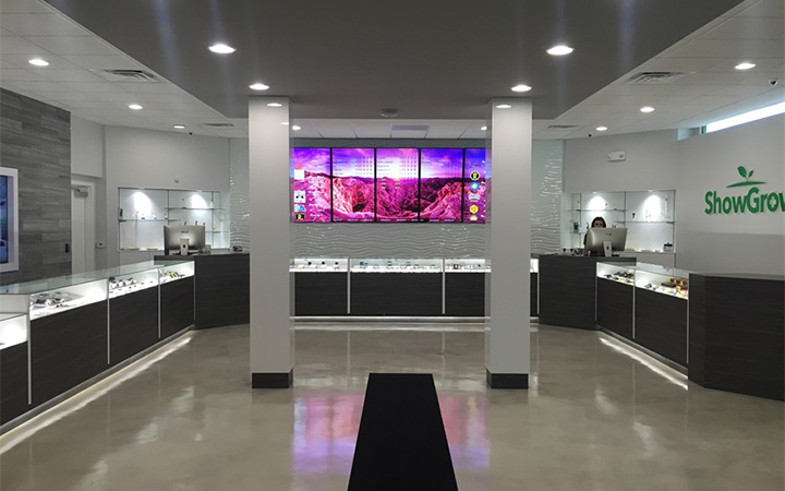 ShowGrow medical cannabis dispensary in Las Vegas, Nevada